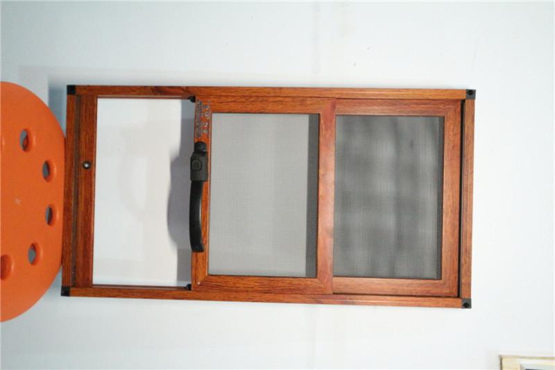 三趟折叠纱窗