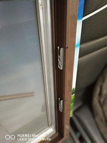 多种规格防盗纱窗