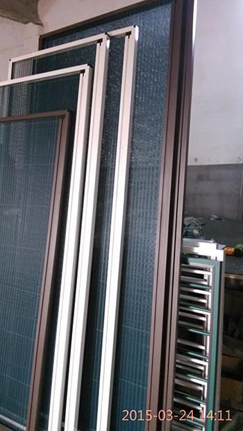 600*700cm折叠纱窗